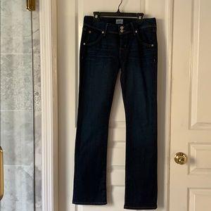 Hudson Jeans dark denim